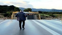 Δύο εταιρείες διεκδικούν το έργο κατασκευής της νέας γέφυρας στον ποταμό Μάκκαρη