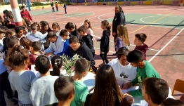 «Ζήσε Αθλητικά», πρεμιέρα με 150 παιδιά στο 60ο Δημοτικό Αθηνών