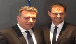 Thomas Cook: Χ. Θεοχάρης και Μ. Κόνσολας σε διαρκή επικοινωνία με όλους τους φορείς-Εκτακτη σύσκεψη