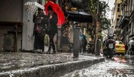 Προβλήματα από την κακοκαιρία σε Πελοπόννησο και βόρεια Ελλάδα - Αγριεύει περισσότερο ο καιρός σήμερα