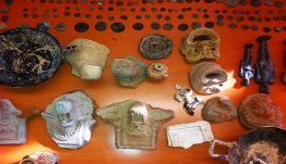 Καταδίκη τριών Δωδεκανησίων για υπόθεση αρχαιοκαπηλίας