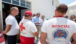 ΕΥΧΑΡΙΣΤΗΡΙΟ από την Ελληνική Ομάδα Διάσωσης Κω