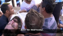 Survivor: Ανατριχιαστικό ατύχημα! Σοκαριστικός τραυματισμός του Χικμέτ!