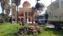 Μουζουράκης: άλλη μια δύσκολη αποστολή..ευχή όλων γρήγορα να λειτουργήσουν οι εκκλησίες μας ξανά