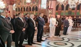 Στη Ρόδο ο υφυπουργός Εθνικής Αμυνας κ. Αλκιβιάδης Στεφανής