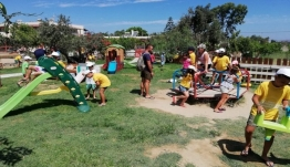 Σε εξέλιξη το «3ο Sports Summer Camp» που συνδιοργανώνει η Περιφέρεια Νοτίου Αιγαίου στο Μαρμάρι της Κω