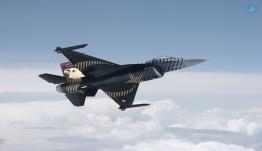 Τουρκικά F-16 παρενόχλησαν στη Ρω το ελικόπτερο που μετέφερε τον Αρχηγό ΓΕΣ