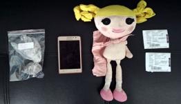 Ζευγάρι ημεδαπών μετέφερε ηρωίνη σε παιδική κούκλα!