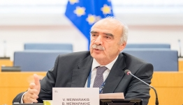 Τους εθνικούς βουλευτές που ανήκουν στην ευρύτερη οικογένεια του ΕΛΚ φέρνει στις Βρυξέλλες ο Βαγγέλης Μεϊμαράκης.