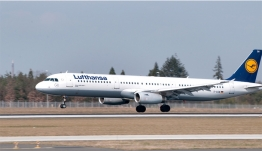 Αναστέλλονται οι πτήσεις της Lufthansa από και προς την Κίνα