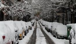 Χιόνια και στην Αθήνα! Ραγδαία επιδείνωση με πτώση της θερμοκρασίας