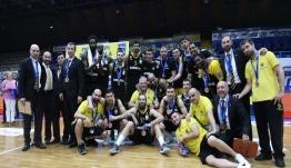 Basket League: Στην τρίτη θέση η ΑΕΚ στην τέταρτη το Περιστέρι