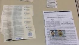 Συνελήφθησαν στην Κω δυο αλλοδαποί για πλαστογραφία πιστοποιητικών με σκοπό τη διευκόλυνση παράτυπων μεταναστών