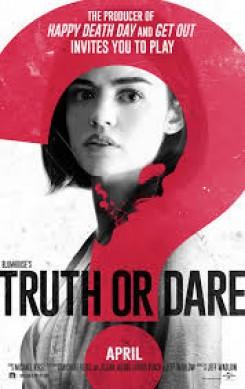 Truth or Dare - Θάρρος η Αλήθεια