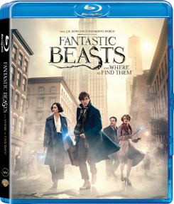 Fantastic Beasts and Where to Find Them - Φανταστικά Ζώα και που Βρίσκονται