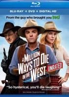 A Million Ways to Die in the West - Χίλιοι Τρόποι να Πεθάνεις στην Άγρια Δύση