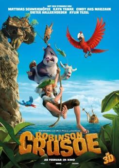 Robinson Crusoe - Ροβινσώνας Κρούσος