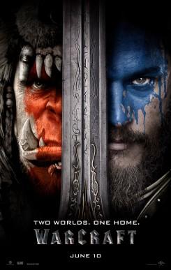 Warcraft -  Η Σύγκρουση Δύο Κόσμων