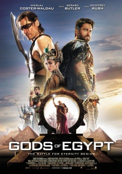 Gods of Egypt - Θεοί της Αιγύπτου