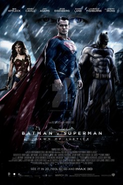 Batman v Superman: Dawn of Justice - Η Αυγή της Δικαιοσύνης