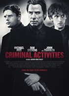 Criminal Activities - Σχέδιο Εγκλήματος