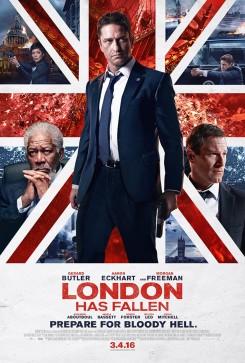 London Has Fallen - Το Λονδίνο Έπεσε
