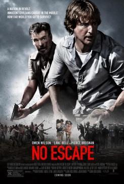 No Escape - Χωρίς Διέξοδο