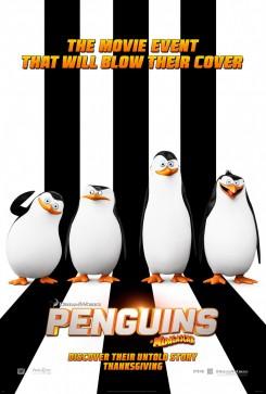 The Penguins of Madagascar - Οι Πιγκουίνοι της Μαδαγασκάρης