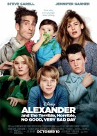 Alexander and the Terrible, Horrible, No Good, Very Bad Day - Η Κακή Μέρα Από Το Πρωί Φαίνεται