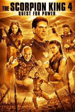 The Scorpion King 4: Quest for Power - Μάχη για την Εξουσία