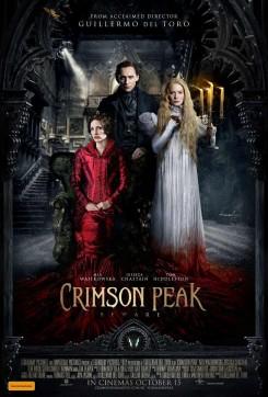 Crimson Peak - Πορφυρός Λόφος