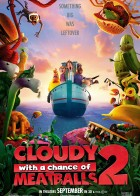 Cloudy 2 with a chance of meatballs 2 - Βρέχει Κεφτέδες 2