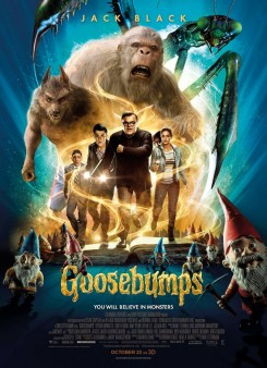 Goosebumps - Ανατριχίλες