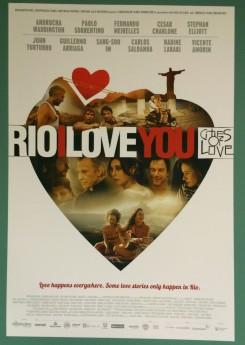 Rio, I Love You - O 'Eρωτας Αγαπάει το Ριο