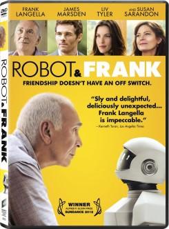Robot and Frank - Ο Φρανκ και το Ρομπότ