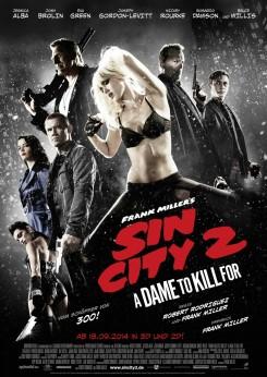 Sin City: A Dame to Kill For - Αμαρτωλή Πόλη: Η Κυρία Θέλει Φόνο