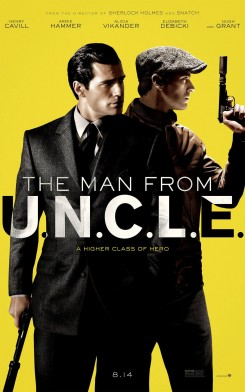 The Man from U.N.C.L.E. - Κωδικό Όνομα U.N.C.L.E