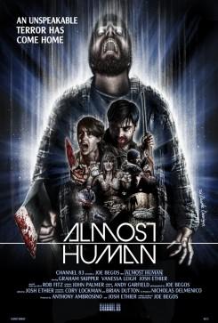 Almost Human - Ανθρώπινο Κτήνος