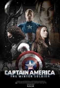 Captain America: The Winter Soldier - Κάπτεν Αμέρικα: Ο Στρατιώτης του Χειμώνα