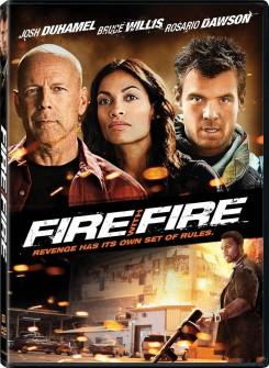 Fire with Fire - Πολεμιστής της Φωτιάς
