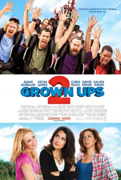 Grown Ups 2 - Οι Μεγάλοι 2