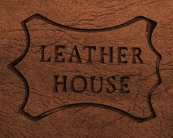 LEATHER HOUSE