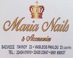 MARIA NAILS
