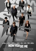Now you see me - Η Συμμορία των Μάγων