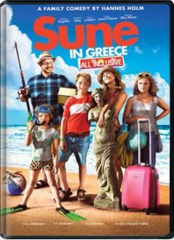 Sune in Greece - Διακοπές στην Ελλάδα