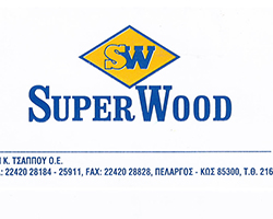 SUPER WOOD- ΤΣΑΠΠΟΣ