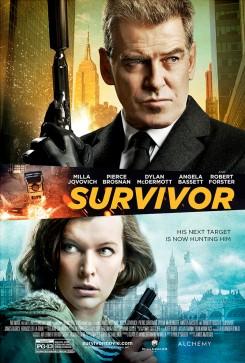 Survivor - Καταδίωξη σε Δύο Ηπείρους