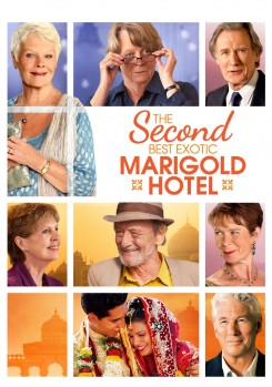 The Second Best Exotic Marigold Hotel - Εξωτικό ξενοδοχείο Μάριγκολντ II
