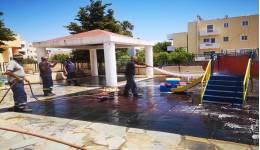 1ο Νηπιαγωγείο Ζηπαρίου: Ευχαριστήριο στον Πρόεδρο της κοινότητας Ασφενδιού, στο προσωπικό του Δήμου Κω και τον Πρόεδρο της Σχολικής Επιτροπής