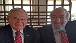 Συνάντηση του Γιώργου Νικητιάδη με τον Ρόμπερτ Μενέντεζ